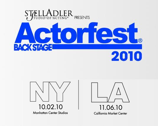 ActorFest 2010 - Bertorelli 's World - Daniel Bertorelli
