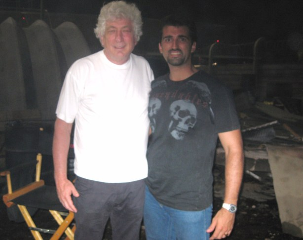 Hollywood Producer Avi Lerner - Daniel Bertorelli - Nu Images - Millennium Films