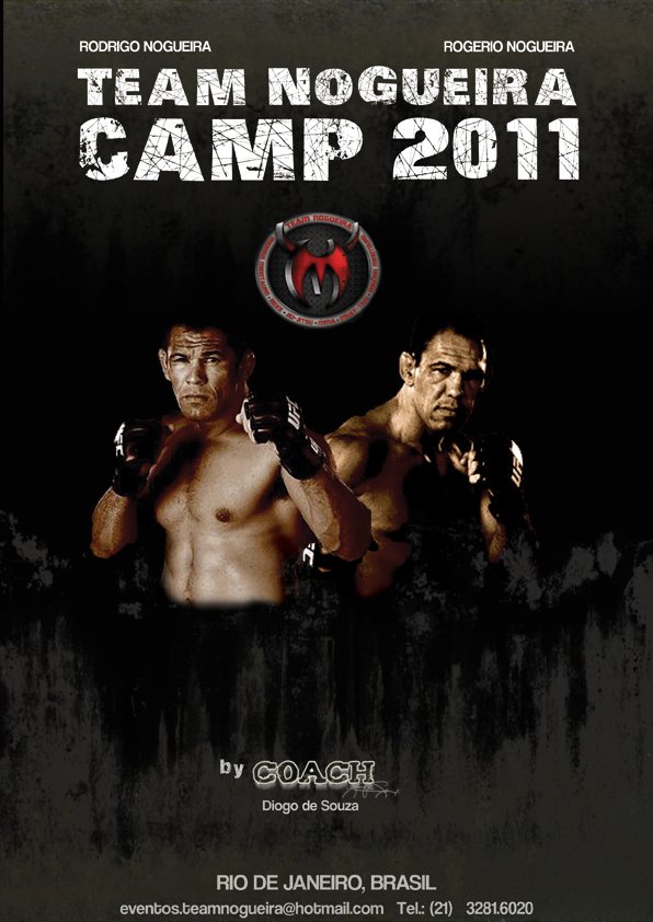 Minotauro and Minotouro - Team Nogueira Camp